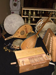 Various instruments